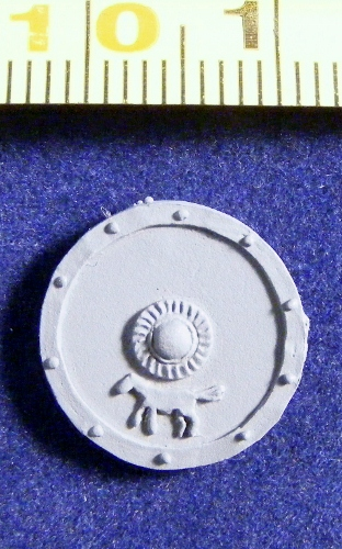 ACR39 round shield