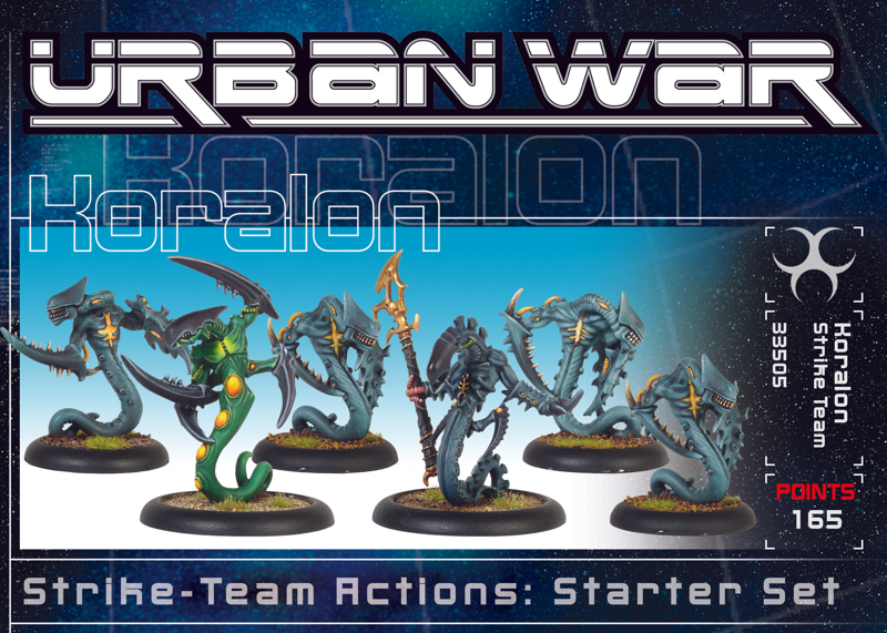 33510 - Urban War Koralon Strike Team
