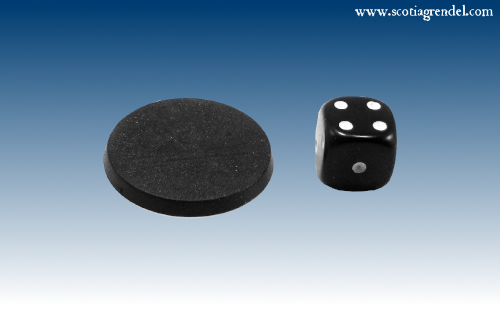 ACR117 - 30mm Round Bases