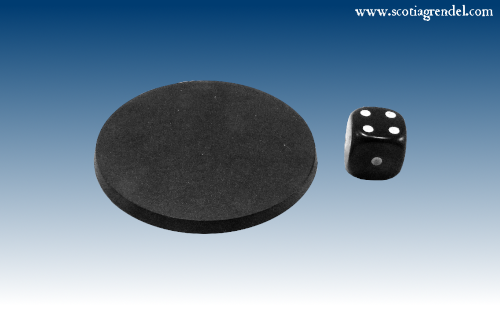 ACR118 - 50mm Round Bases