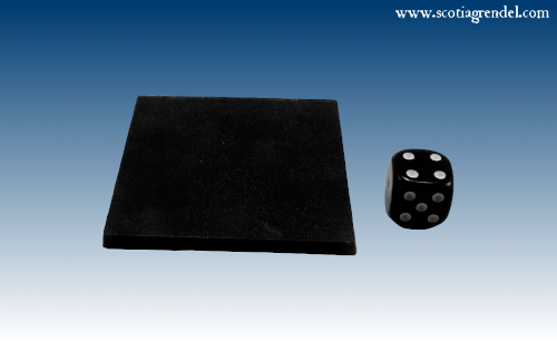 ACR120 - 50mm Square Bases