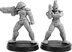 11345 - Prosthene Specialists, Targeter & Rocket Launcher