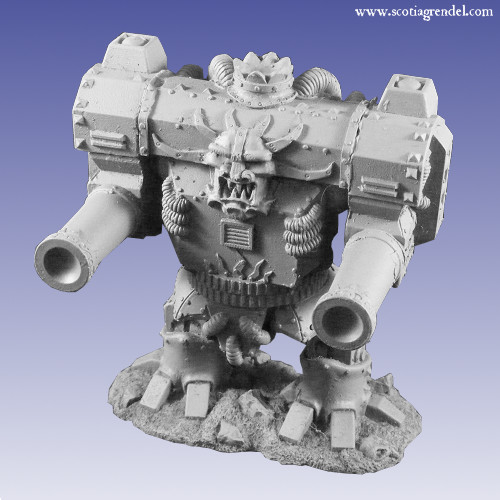 20041 - Mk II War Golem: Black Thunder
