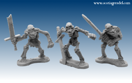 GFR0106 - Undead Orcs Warriors II