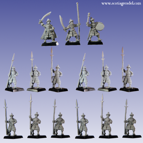 GFRA2008 - Southern Spearmen Regiment
