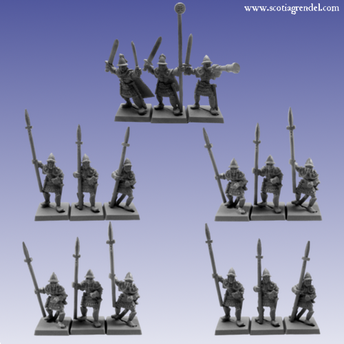 GFRA2020 - Western Spearmen Regiment