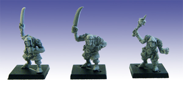 GFR0002 - Orcs with Hand Weapons I