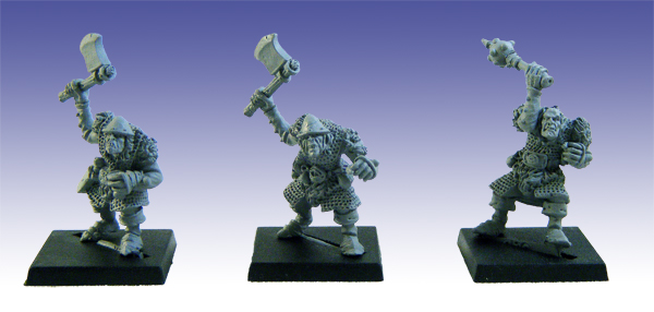 GFR0003 - Orcs with Hand Weapons II