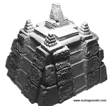 F0079 - Ruined Aztec Temple