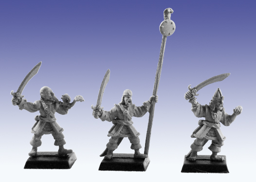 GFR0011 - Corsair Swordsmen Command