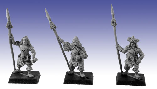 GFR0022 - Barbarian Spearmen I