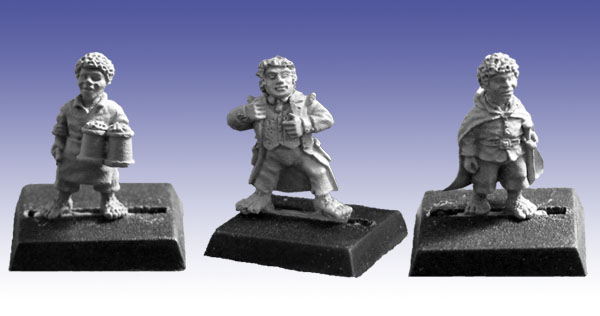 GFR0026 - Halfling Homebodies