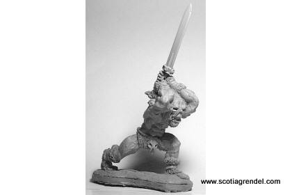 20028 - Barbarian Warper with Sword 2