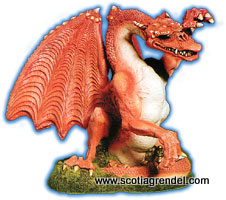 F0075 - Red Dragon