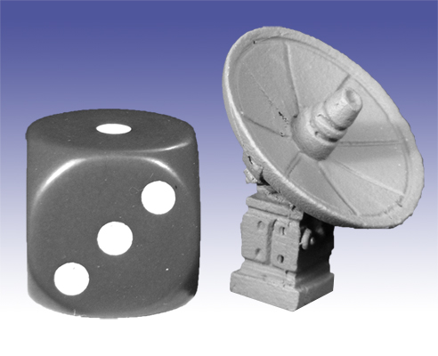 ACR19 - Nexus Radar Dish (Large)