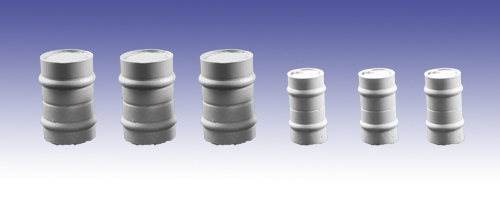 ACR35 - Steel Barrel Set