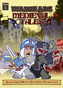 Warheads: Medieval Tales Magazine Issue 1