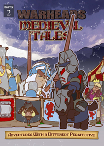 Warheads: Medieval Tales Magazine Issue 2
