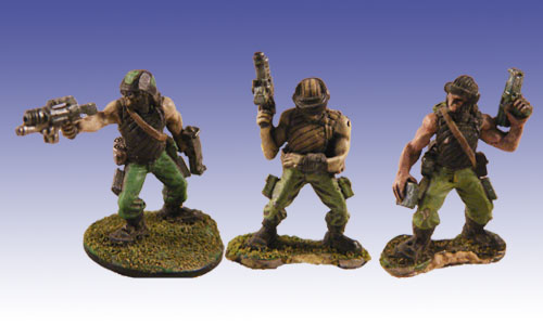 CMO-002 - Nexus Colonial Marines II