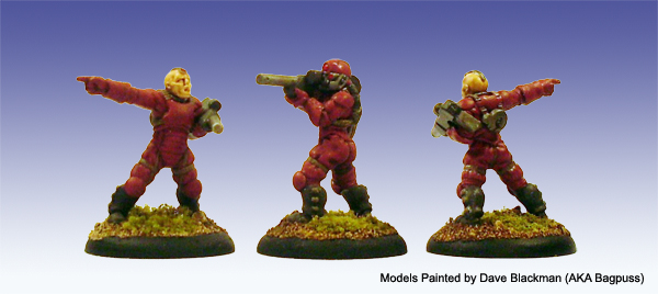 CYO-010 - Cyclos Heavy weapons in Environmental Battle Suits III