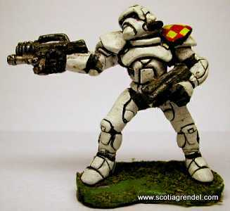 KNO-012 - Nexus SWAT team VI