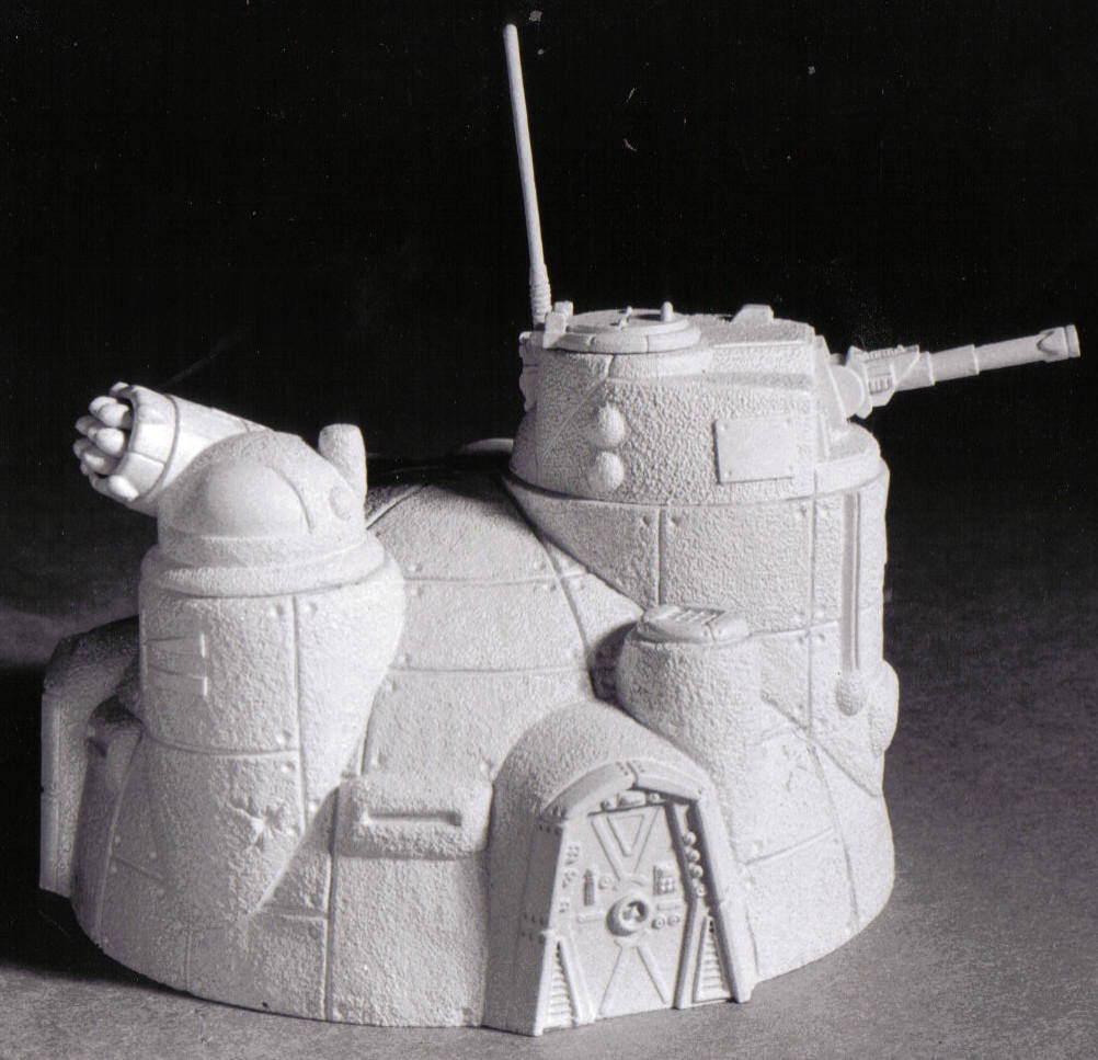 NBO-002 - Command Dome with Cannon