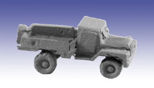 IM0011 - Commando Light Truck (Open Top)