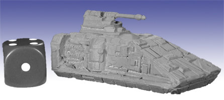 SF0001 - Large Tank (20m) with Heavy Hull