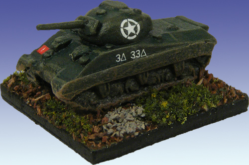 US0001 - M4A4 Sherman