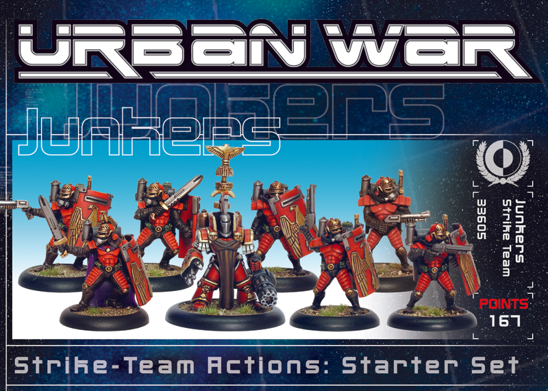 33610 - Urban War Junkers Strike Team