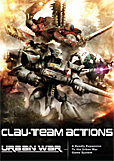 23920 - Urban War: CLAU Team Actions