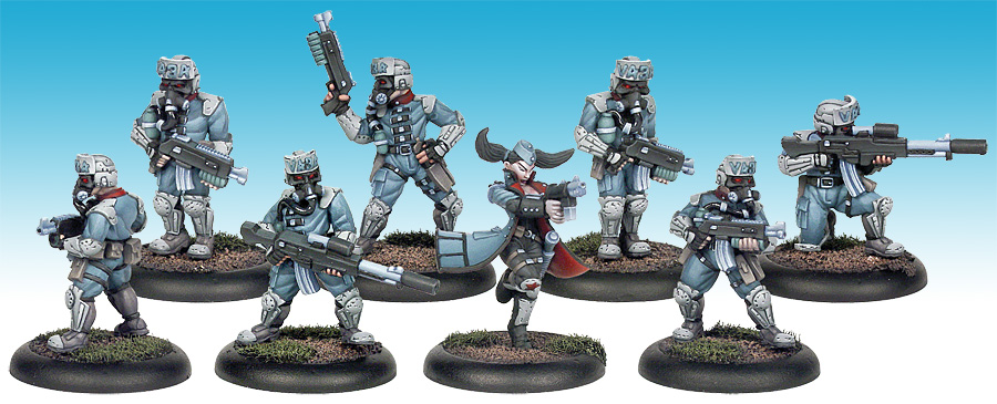 Warhammer 40K model options … Without going to Games