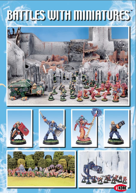 Download - Battles with Miniatures #1
