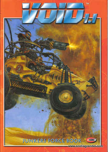 21201 - Junkers Force Book