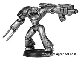 11318 - Assault T-Synth Sergeant
