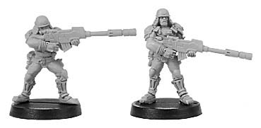 11432 - Suppressors with Sniper Rifle