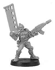 11434 - Suppressor Sergeant with Assault Rifle