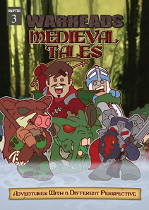 Warheads: Medieval Tales Magazine Issue 3