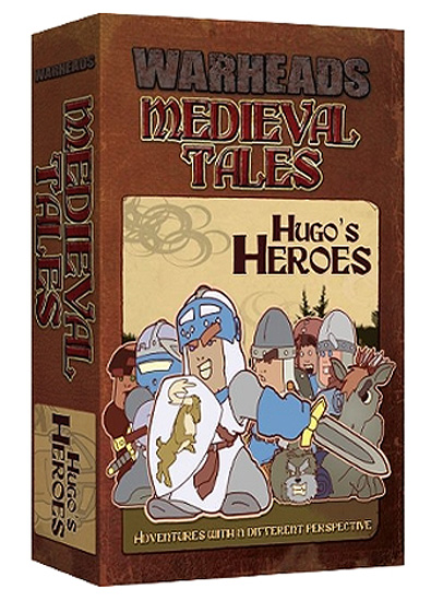 Hugo's Heroes Boxed set