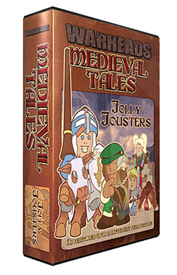Jolly Jousters Boxed set