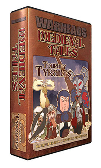 Tourney Tyrants Boxed set