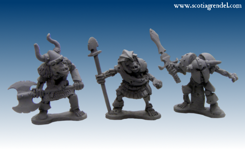 GFR0108 - Undead Orcs Champions