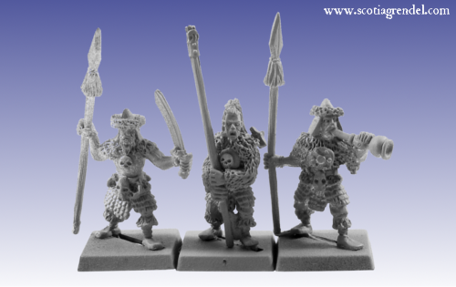 GFR0024 - Barbarian Spearmen Command