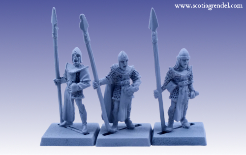 GFR0052 - Noble Elf Spearmen I