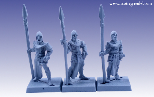 GFR0053 - Noble Elf Spearmen II