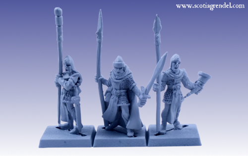 GFR0056 - Noble Elf Command