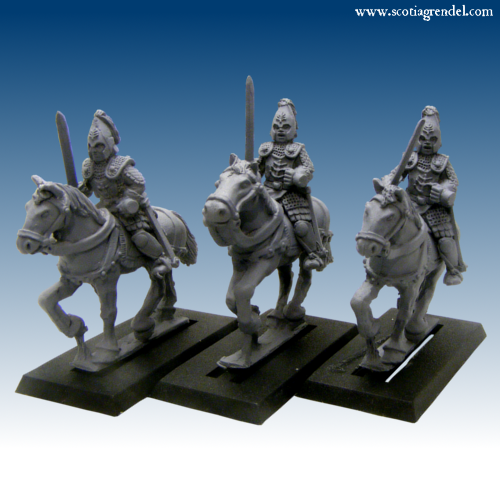 GFR0099 - Western Cavalry with Sword