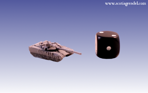 RM0041 - T64 with Reactive Armour