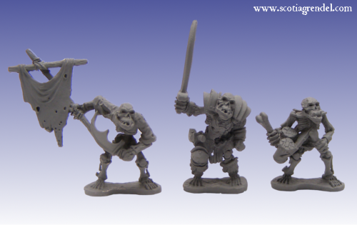 GFR0105 - Undead Orcs Command